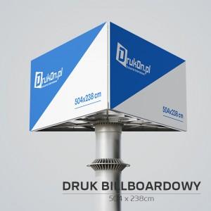 Druk billboardowy