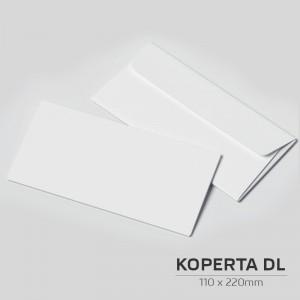 Koperta DL